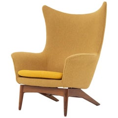 Lounge Chair by H. W Klein