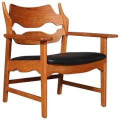 Lounge Chair by Henning Kjærnulf
