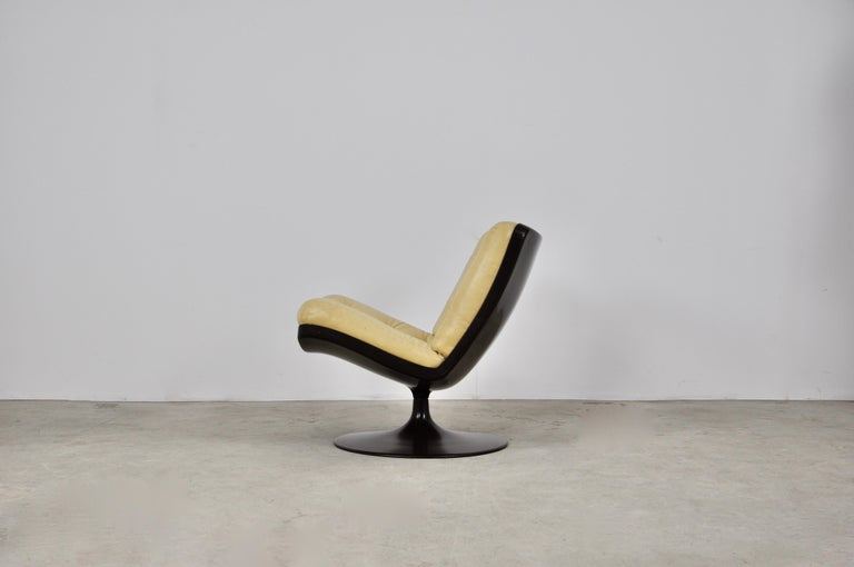 Italian Lounge Chair by IVM, 1960s For Sale