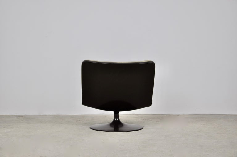 Lounge Chair by IVM, 1960s In Good Condition For Sale In Lasne, BE