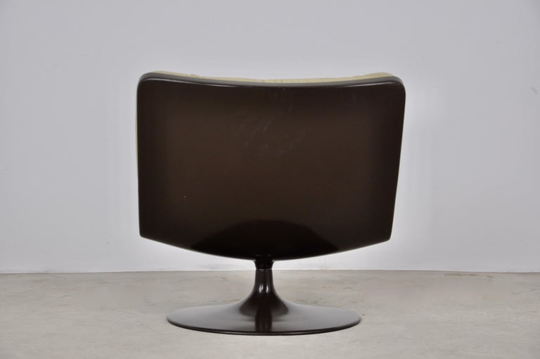 Mid-20th Century Lounge Chair by IVM, 1960s For Sale