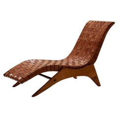 Lounge Chair by José Zanine Caldas, Brazil, 1950s