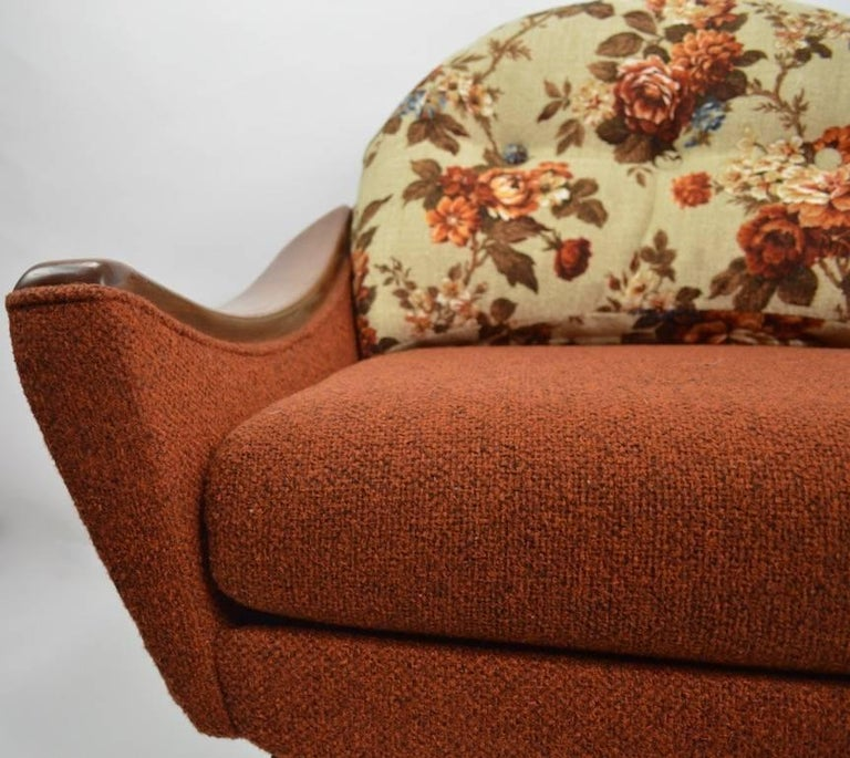 Lounge Chair by Pearsall Hers For Sale 1