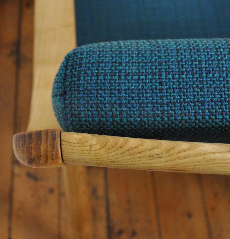 Lounge Chair by Peter Hvidt & Orla Mølgaard-Nielsen, France & Daverkosen, 1950s For Sale 2