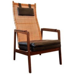 Lounge Chair by P.J. Muntendam for Gebr. Jonkers, 1960s