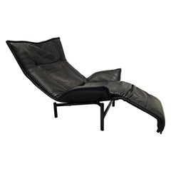 Lounge Chair by Vico Magistretti for Cassina