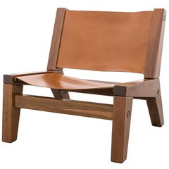 Lounge Chair by Zanini De Zanine, Brazilian Contemporary