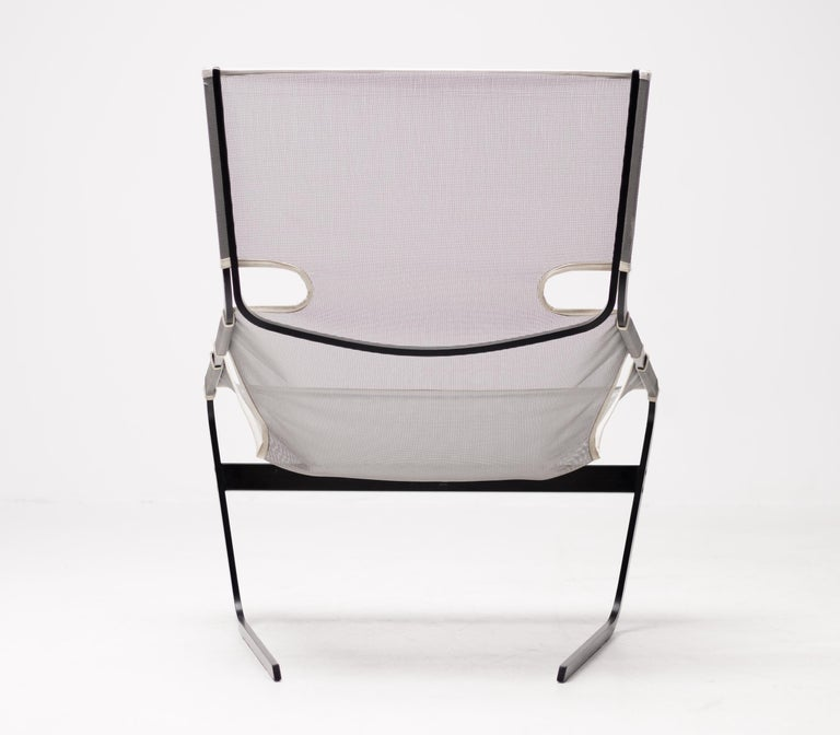 Mid-20th Century Lounge Chair F444 by Pierre Paulin for Artifort For Sale