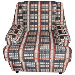 Lounge Chair Knoll Fabric Designed by Dorothy Cosonas