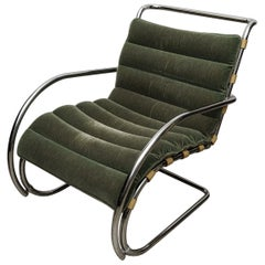 Lounge Chair Knoll Mies van der Rohe Style, 5 are Available