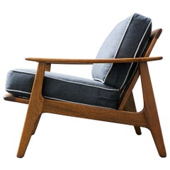 "Lounge Chair Mexican Midcentury by ""Malinche"", 1950s"