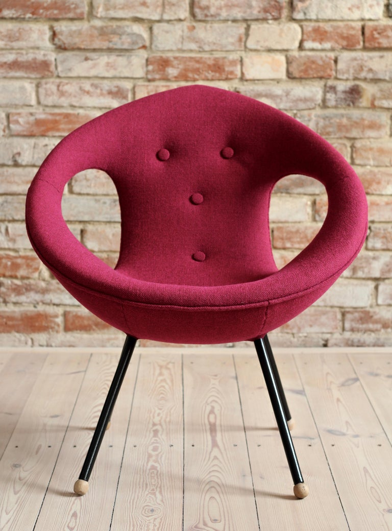 The legendary chair commonly referred to as