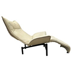 Lounge Chair 'White' by Vico Magistretti for Cassina