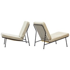 Lounge Chairs by Alf Svensson for Ljungs Industrier, Sweden, Midcentury, 1950s
