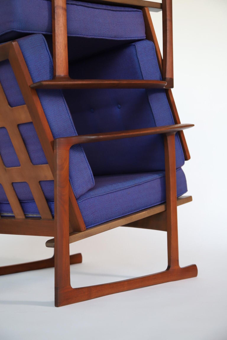 Lounge Chairs by Ib Kofod Larsen For Sale 1