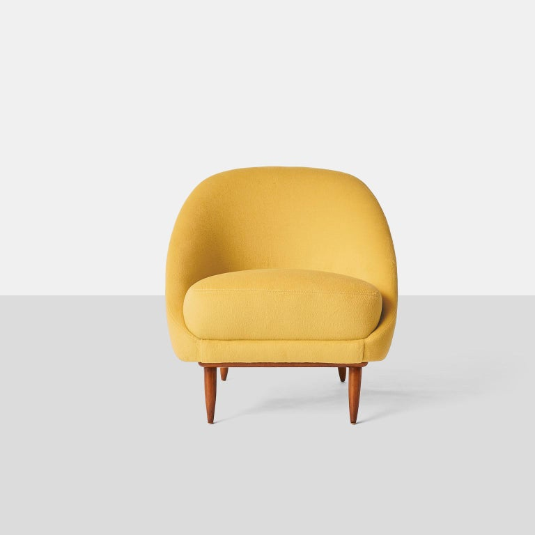 Dutch Lounge Chairs by Theo Ruth for Artifort For Sale
