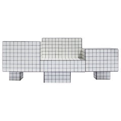 Lounge Seat with Tiles, for Arpha 70% Deposit