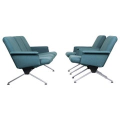 Lounge Set by Andre Cordemeyer for Gispen, 1432 '2' and 1715, 1961