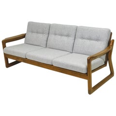"""Lounge Sofa by Arne Wahl Iversen, """"1960"""" Komfort"""