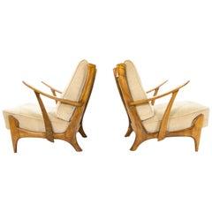 "Lounge Suite by Van Den Bovenkamp Model ""Jolanda"""