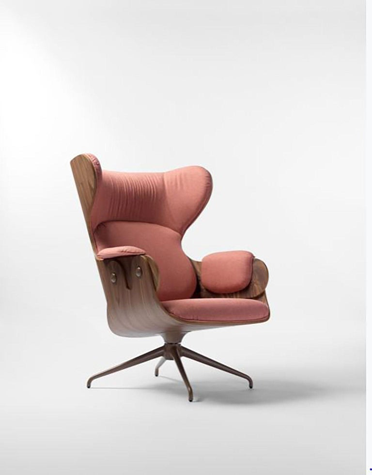 Lounger Armchair by Jaime Hayon for BD Bacelona In New Condition For Sale In New York, NY