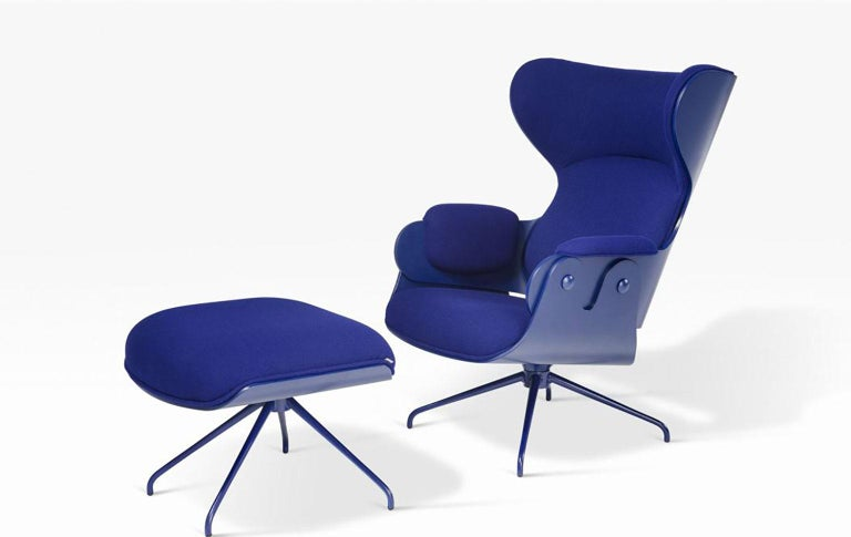 Contemporary Lounger Armchair by Jaime Hayon for BD Bacelona For Sale