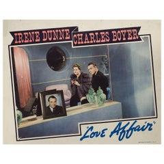 """Love Affair"" 1939 U.S. Scene Card"