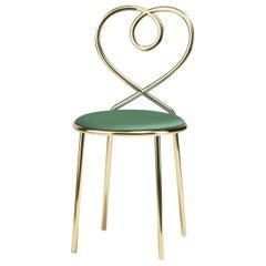 Love Malachite Chair By Nika Zupanc