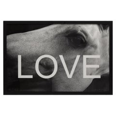 Love Photograph, Christopher Makos, 2004, Signed