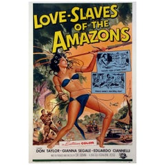 Love Slaves of the Amazons, 1957