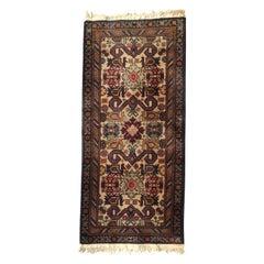 Lovely Little Vintage Caucasian Rug