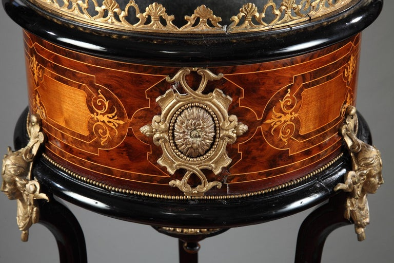 French Lovely Neo-Greek Planter Attributed to C-G Diehl For Sale