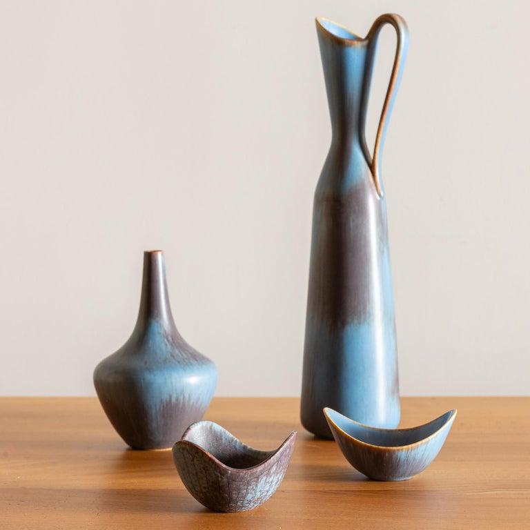 Swedish Lovely Vase by Gunnar Nylund for Rorstrand, Sweden, 1960s For Sale