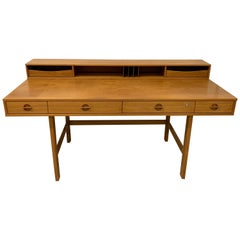 Lovig Danish Teak Desk by Lovig