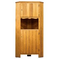 """Lovö"" Sportstugemöbel Pine Cabinet by Nordiska Kompaniet and Axel Einar Hjorth"