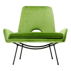 Low Armchair by Carlo Hauner and Martin Eisler, Brazilian Midcentury Design
