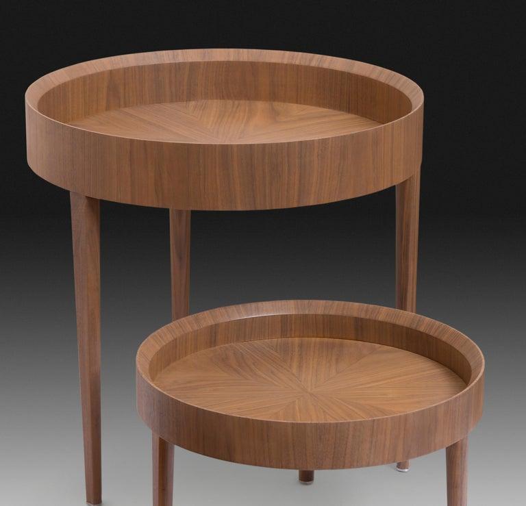 Modern Low Boy Side Table For Sale