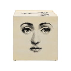 Low, Cubic Table by Fornasetti, 1955