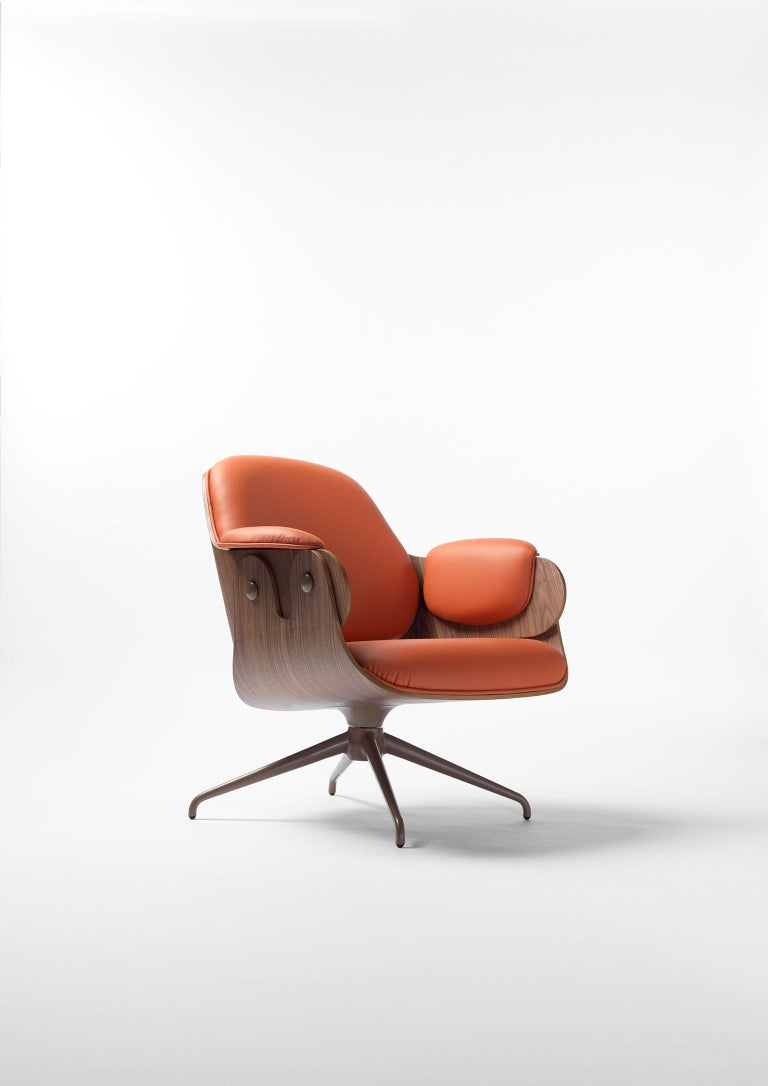 Stained Low Lounger Armchair by Jaime Hayon for BD Barcelona For Sale