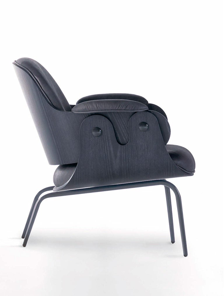Contemporary Low Lounger Armchair by Jaime Hayon for BD Barcelona For Sale