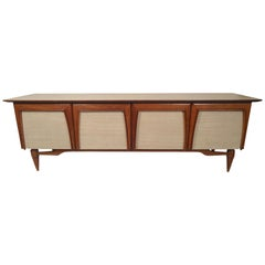 Low Midcentury Sideboard