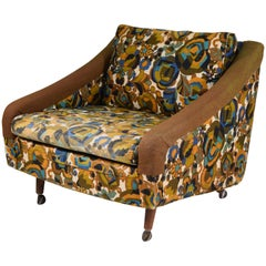 Low Profile Lounge Chair by W & J Sloane