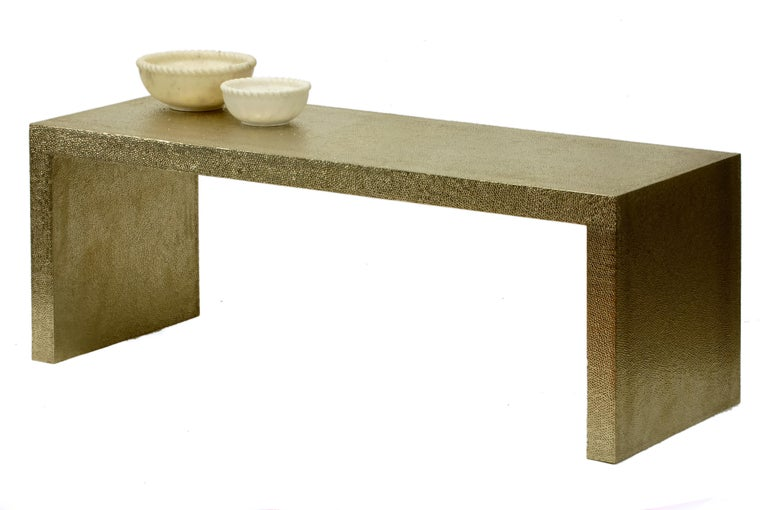 American Low Rectangular Table For Sale