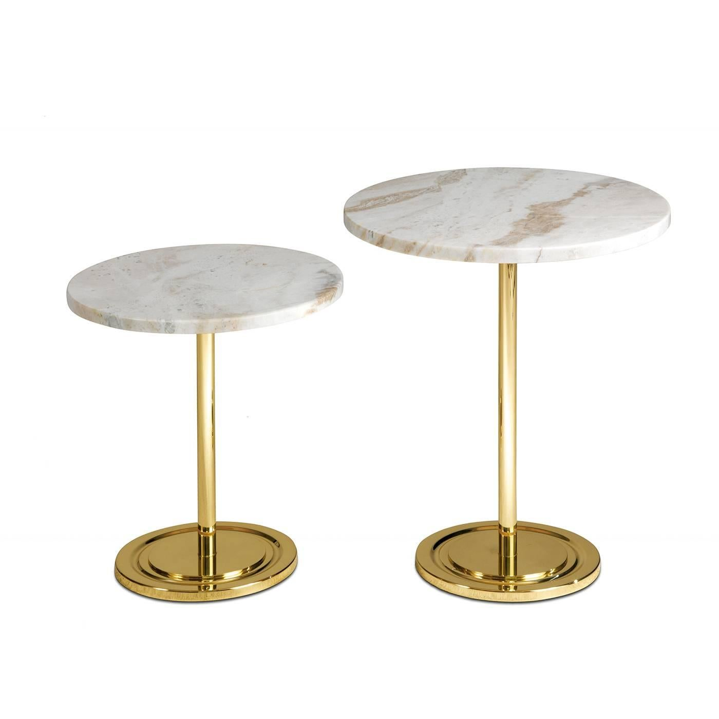 This Elegant And Versatile Side Table Will Be A Precious Addition To Both A  Modern And