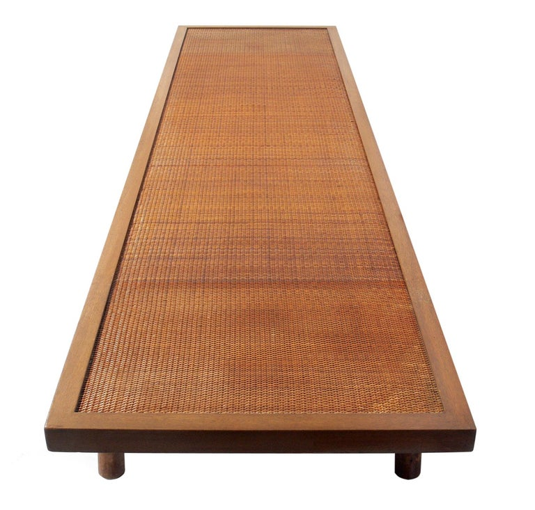Mid-Century Modern Low Slung Coffee Table or Bench by T.H. Robsjohn-Gibbings For Sale