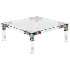 Low Summer Palace Table by July Zhou