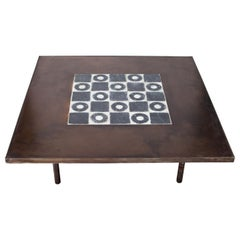 Low Tiles Table