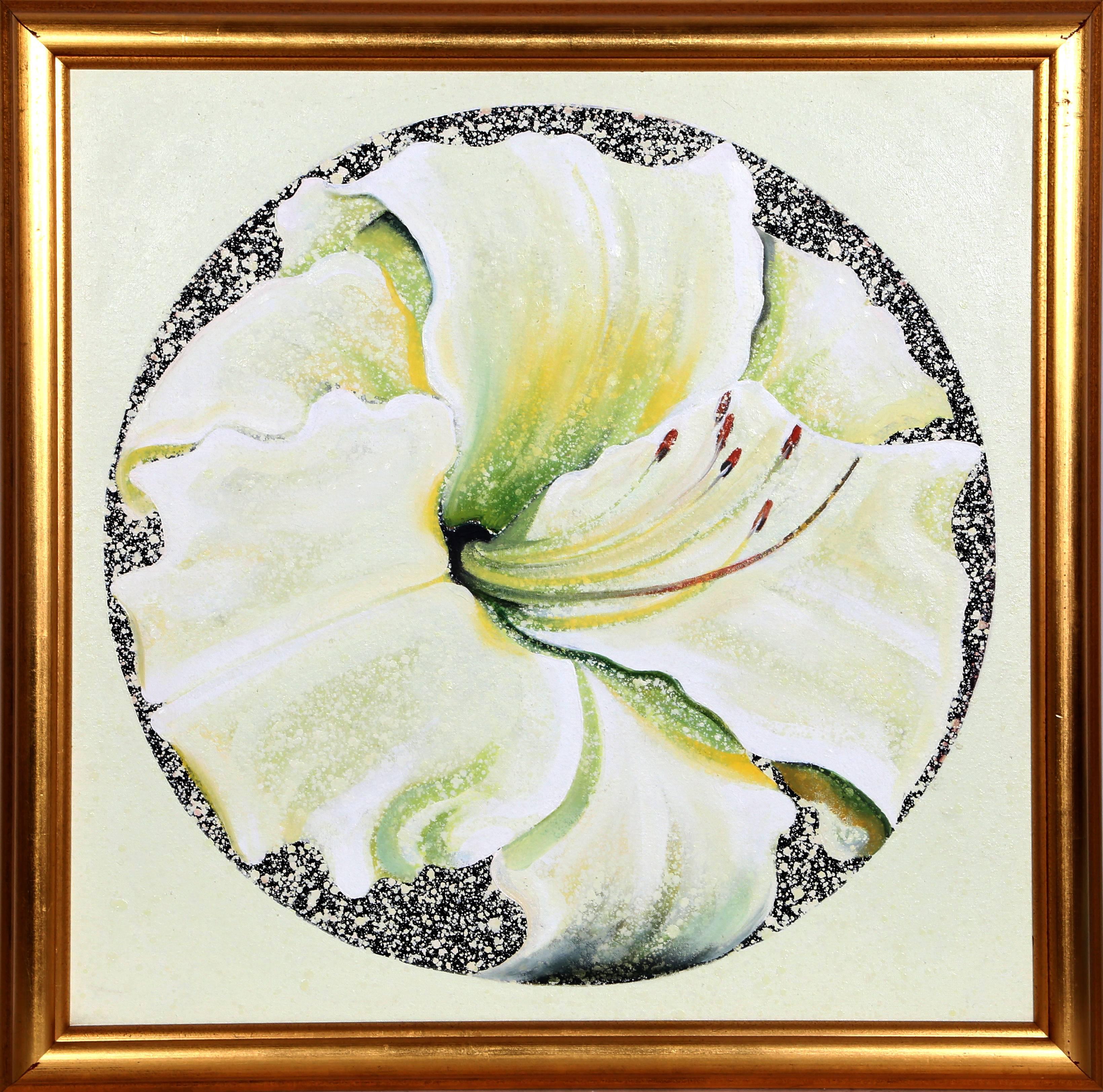 Lemon White Lily