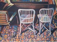 Andy Warhol's Studio