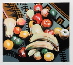 Fruits on Rug I
